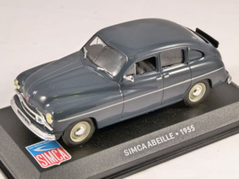 simca abeille scale uk online shop diecast model car