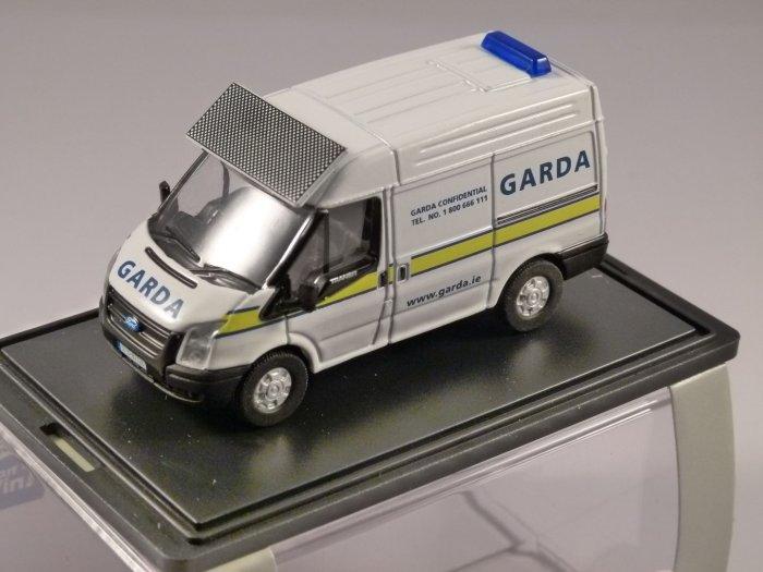 FORD TRANSIT - Garda 1/76 scale model OXFORD DIECAST