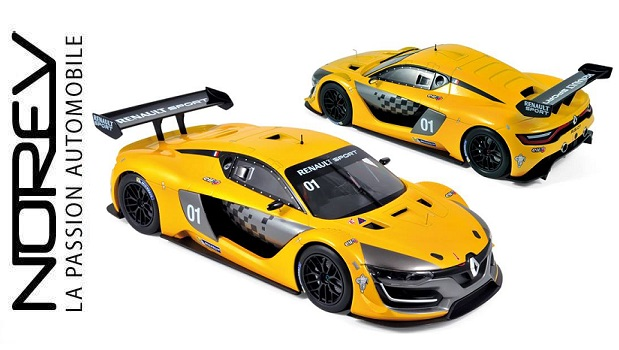 Norev Diecast Scale Models