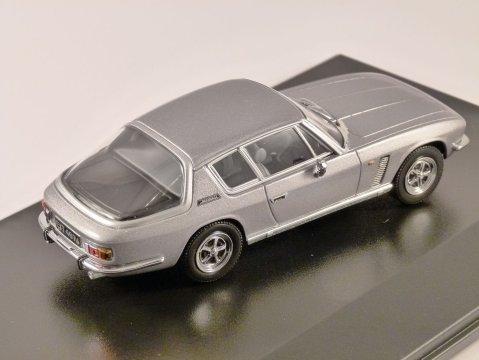 JENSEN INTERCEPTOR MkII in Silver Grey 1/43 model OXFORD DIECAST