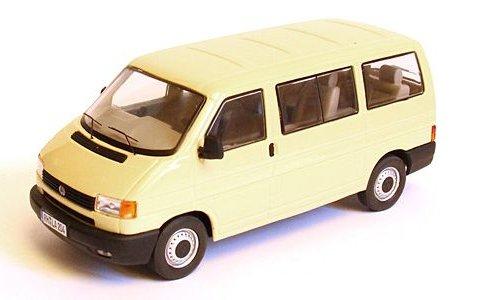 VOLKSWAGEN T4 Estate / Bus in Ivory 1/43 model PREMIUM CLASSIXXS