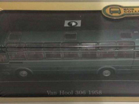 1958 VAN HOOL 306 1/72 scale model Bus Collection - Atlas Editions