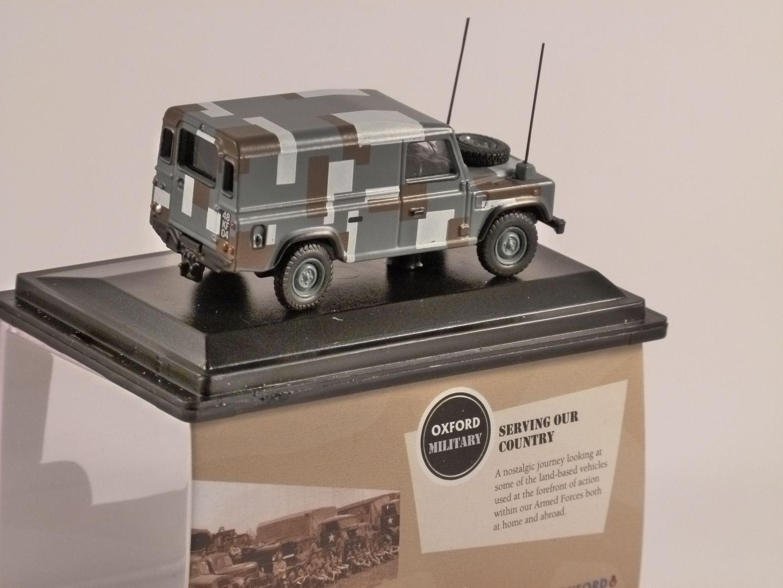 Land Rover Defender Military Berlin Scheme 1 76 Scale