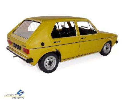 Solido Golf 2 Yellow