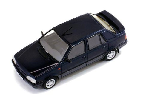 1999 DACIA SUPERNOVA CLIMA In Metallic Blue 1/43 scale model by IST