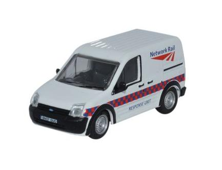 FORD TRANSIT CONNECT - Network Rail 1/76 scale model OXFORD DIECAST