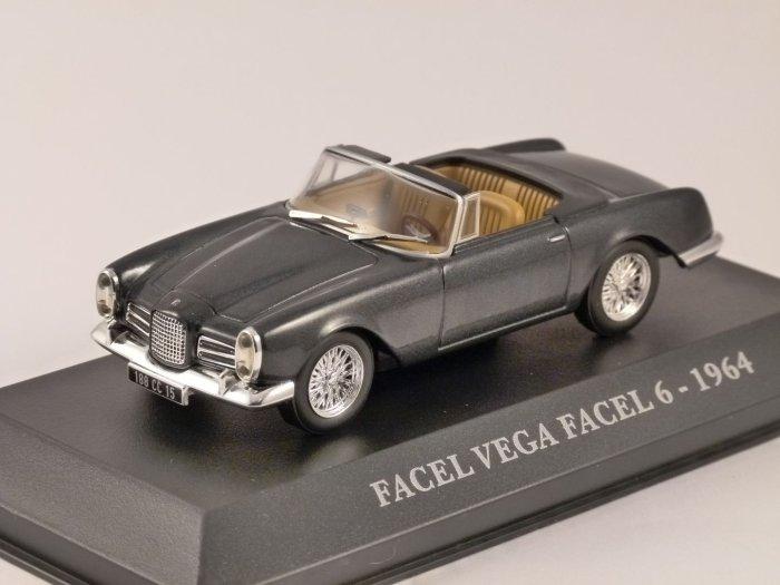 1964 FACEL VEGA FACEL 6 1/43 scale model ALTAYA