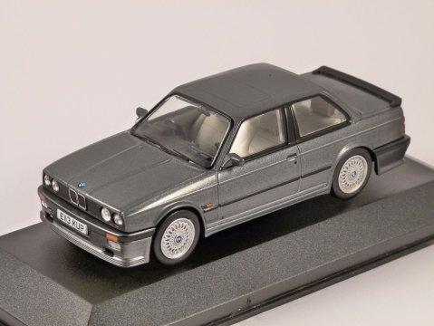 BMW 325i E30 Coupe Sport M-Tech 1 1/43 scale model CORGI Vanguards
