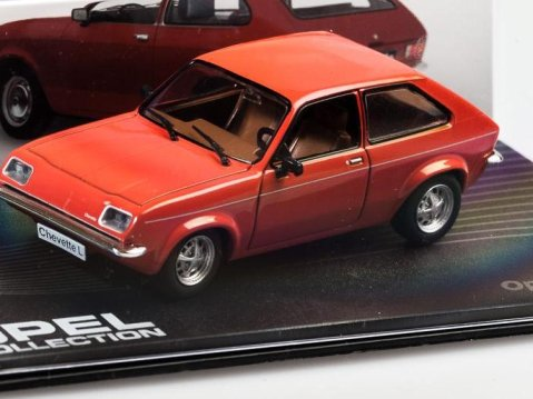 Altaya Vauxhall Chevette scale model