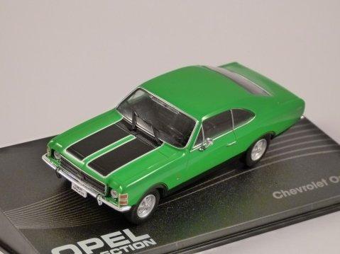 CHEVROLET OPALA in Green 1/43 scale model ALTAYA