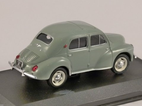 1954 Renault 4CV in Light Green 1/43 scale model by RBA Collectables