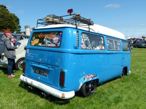 All Types VW Show 2016