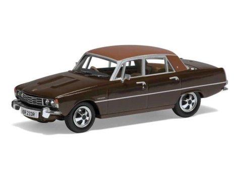 ROVER P6 3500 VIP in Brasilia 1/43 scale model CORGI 60th Anniversary Model