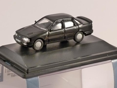 FORD SIERRA SAPPHIRE COSWORTH - 1/76 scale model OXFORD DIECAST