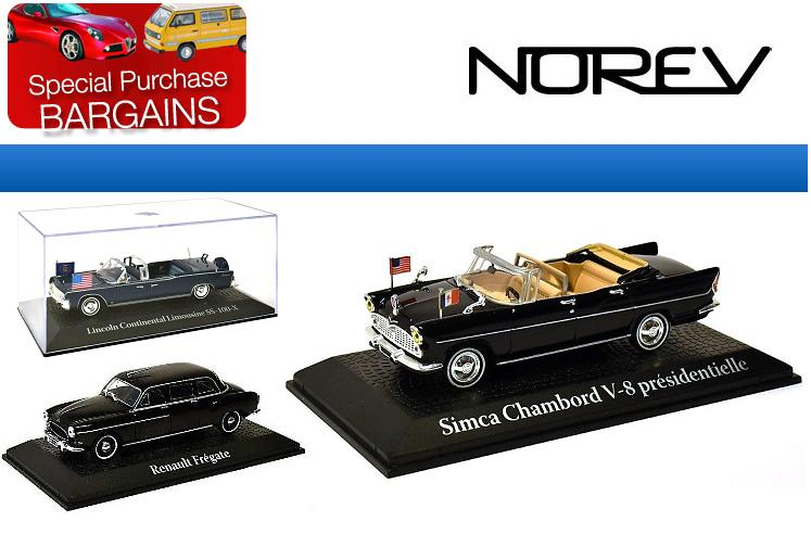 Coming Soon - Presidential Cars Collection