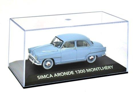 SIMCA ARONDE 1300 MONTLHERY - 1/43 scale partwork model