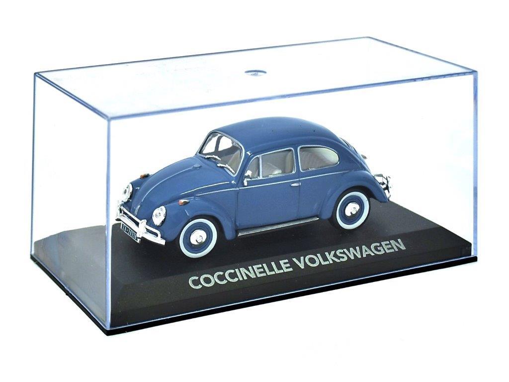 volkswagen beetle coccinelle 1 43 scale model. Black Bedroom Furniture Sets. Home Design Ideas