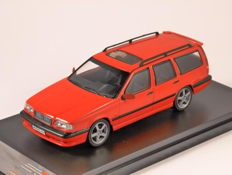 1995 VOLVO 850 T-5R ESTATE in Red 1/43 scale model by PREMIUM X