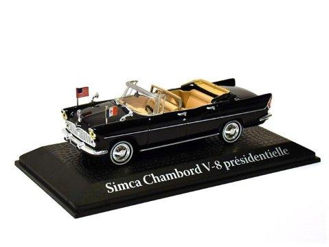 SIMCA CHAMBORD V8 Presidentielle