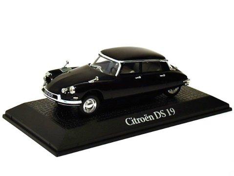 CITROEN DS 19 - Charles de Gaulle - 1/43 scale model NOREV