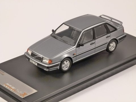 1988 VOLVO 440 in Grey 1/43 scale model by PREMIUM X