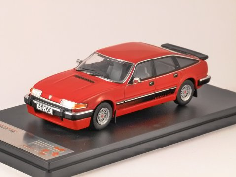 ROVER SD1 VITESSE in Red 1/43 scale model by PREMIUM X