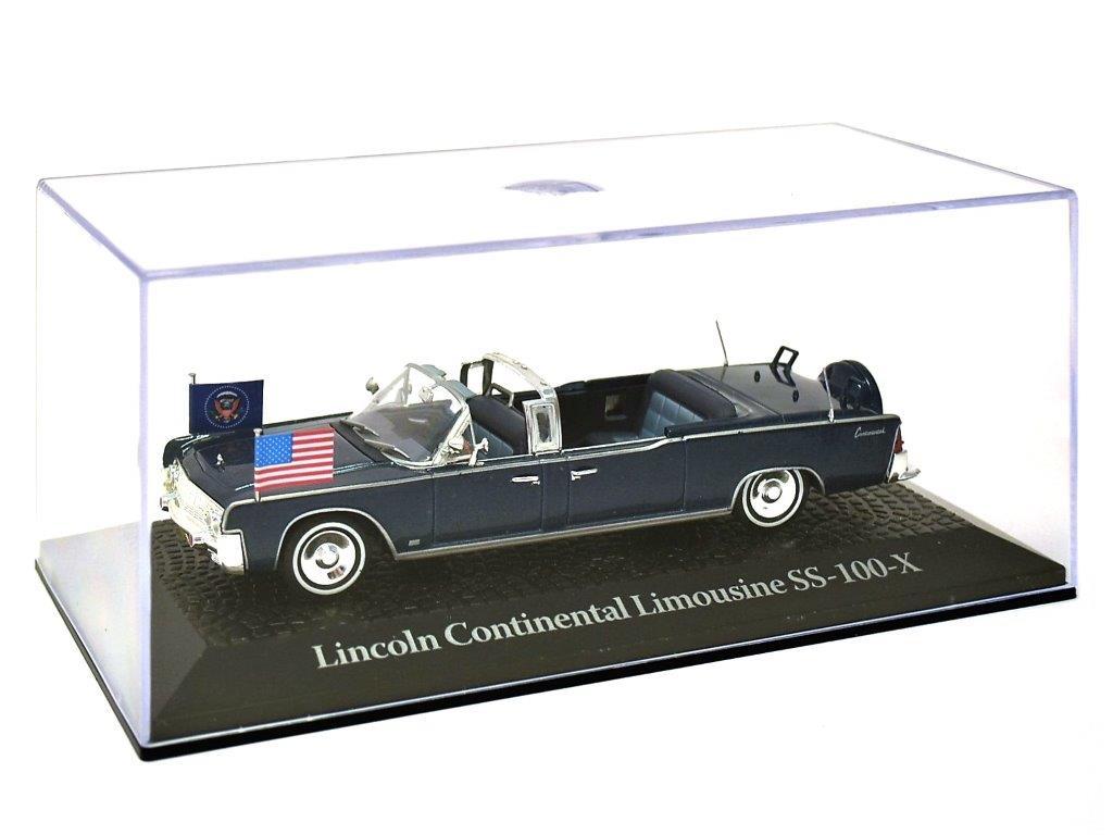 LINCOLN CONTINENTAL Assasination JFK