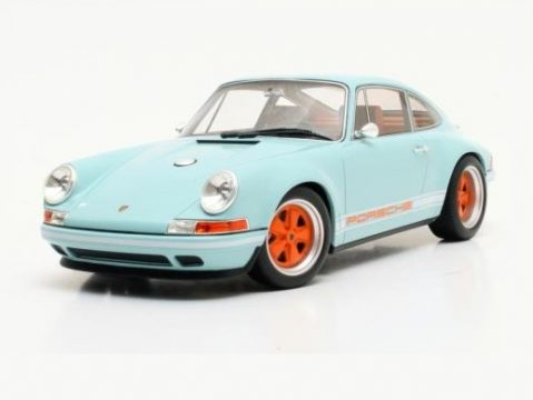 Singer Porsche Cult Scale Models LobsterDiecast.com