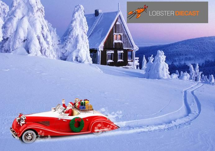 LobsterDiecast Christmas 2016