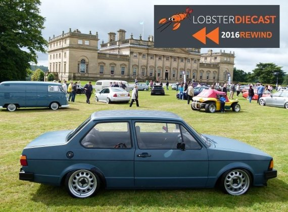2016 Rewind - LobsterDiecast's Review Of The Year