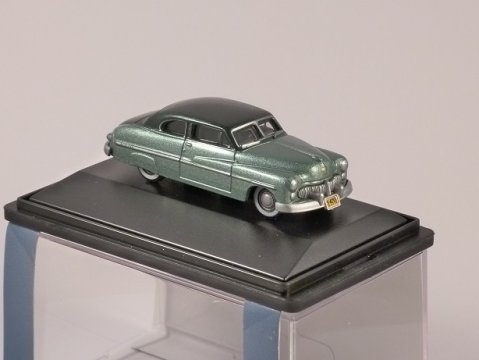 1949 MERCURY in Green 1/87 scale model OXFORD DIECAST