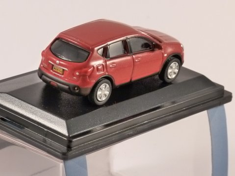 NISSAN QASHQAI in Fired Iron 1/76 scale model OXFORD DIECAST