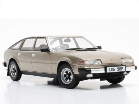 ROVER SD1 3500 in Gold 1/18 scale model by Cult Scale Models