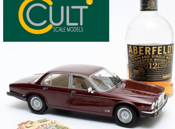Cult Scale Models - New Arrivals for 2017