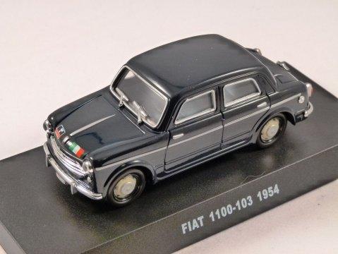 1954 FIAT 1100 103 CARABINIERI 1/43 scale partwork model