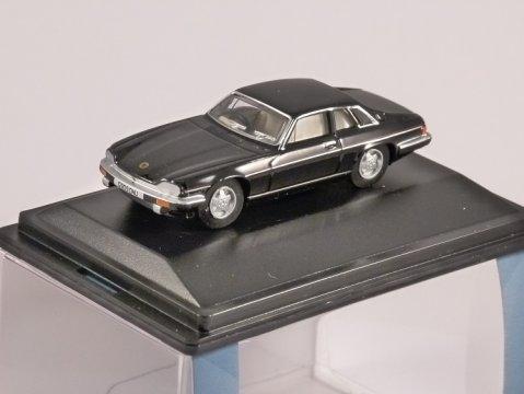JAGUAR XJS in Black 1/76 scale model OXFORD DIECAST