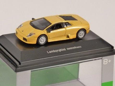 LAMBORGHINI MURCIELAGO in Yellow 1/87 scale model WELLY