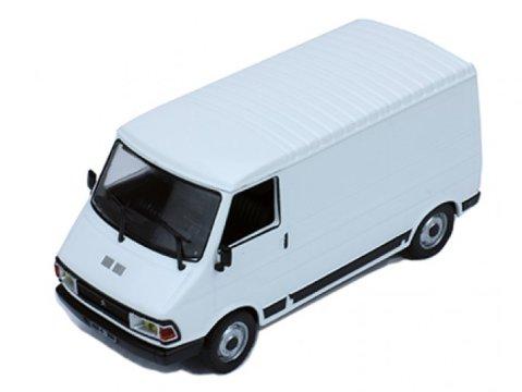 1985 CITROEN C35 van in White 1/43 scale model by IXO