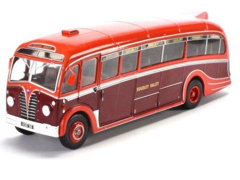 1950 AEC REGAL III, UK 1/43 scale bus model