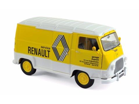 1972 RENAULT ESTAFETTE - Renault Assistance 1/18 scale model by Norev
