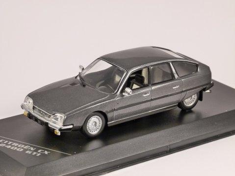 1977 CITROEN CX 2400 GTi 1/43 scale model by Whitebox