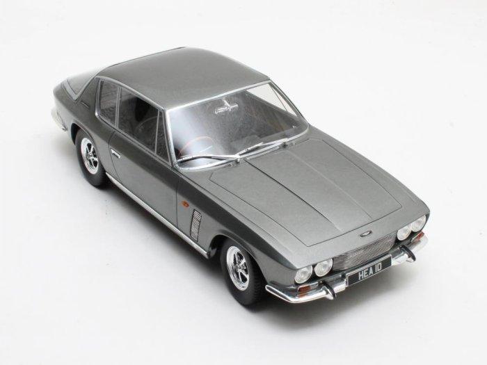 1966 JENSEN INTERCEPTOR Series 1 1/18 scale resin model by Cult Scale Models