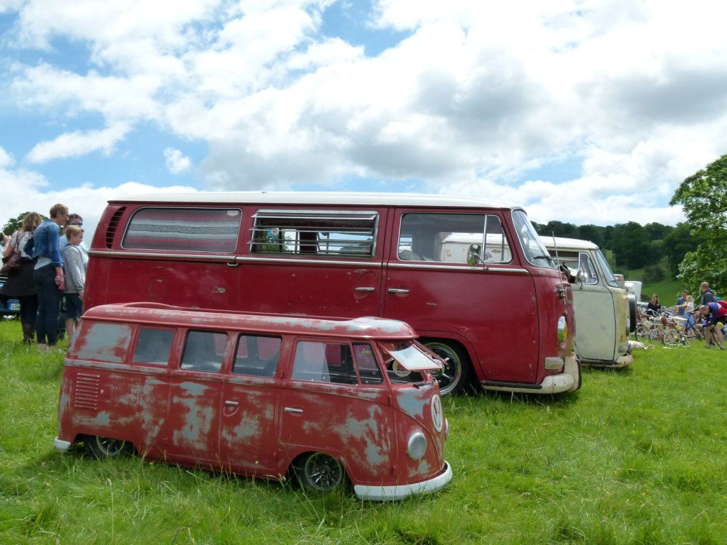 Show Reports - VW Expo, Stonor Park