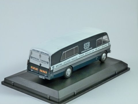 BMC Mobile Unit BL Special Tuning 1/76 scale model OXFORD DIECAST