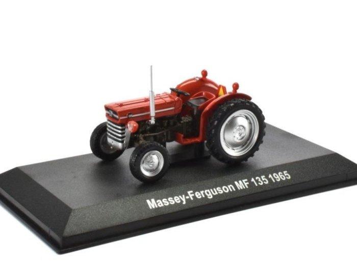 1965 MASSEY FERGUSON MF 135 Tractor - 1/43 scale model by Altaya