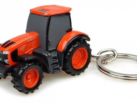 KUBOTA M7171 Tractor keyring by Universal Hobbies