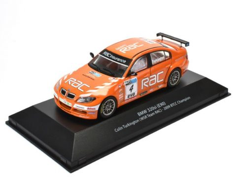 BMW 320si E90 Colin Turkington BTCC - 1/43 scale model - Atlas Editions