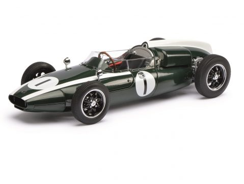 COOPER T53 #1 Sieger Great Britain GP 1960 1/18 scale model by Schuco