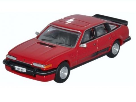 ROVER SD1 3500 VITESSE in Targa Red 1/76 scale model OXFORD DIECAST