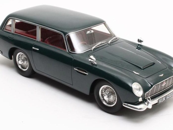 1964 ASTON MARTIN DB5 Shooting Brake 1/18 Scale Model By Cult Scale Models